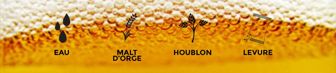 Bière artisanale blonde Sud de France brassée en Occitanie