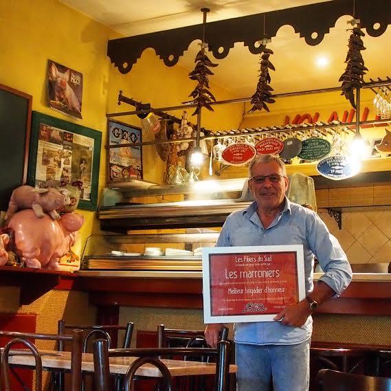 Blog la gorge fra che la gorge fra che part 5 for Restaurant a pezenas