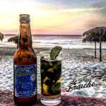 Le BOMBEJITO : délicieux cocktail façon mojito à base de bière La Gorge Fraîche Blanche Un lieu aride dévasté par les tribus de Tramountan. Là où il passe, l'herbe ne repousse pas ©La Gorge Fraîche
