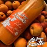"La Gorge Fruitée: nectar artisanal d'abricot ""Juju d'Abricot""© La Gorge Fruitée"