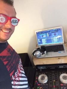 DJ Superjojo nous concocte son programme musical ©La Gorge Fraîche