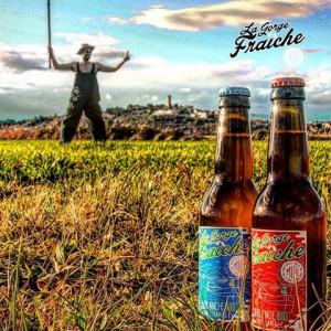 bière artisanale Sud de France Hérault la gorge fraiche occitanie