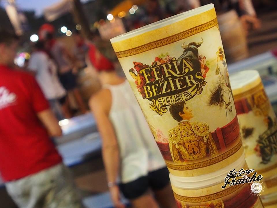 3e édition de la féria de Beziers pour la bière artisanale La Gorge Fraîche