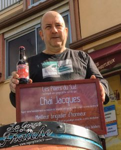 Chai jacques Valras-Plage
