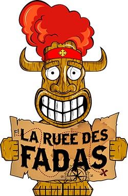La Ruée des Fadas est une course d'obstacles déguisée, dans toute la France