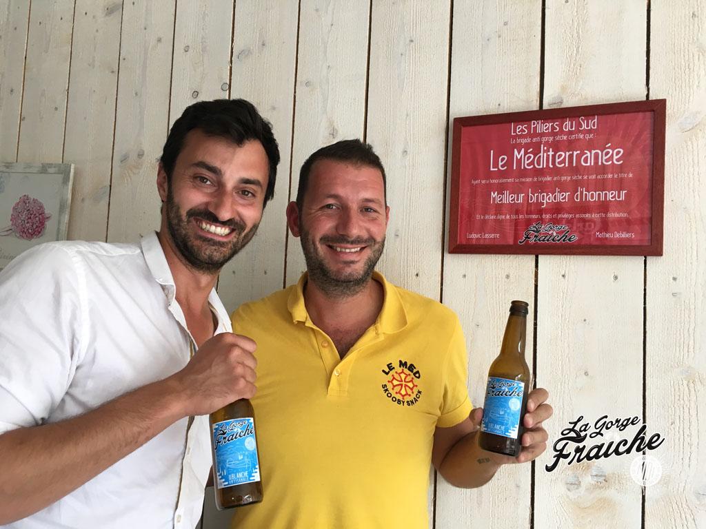 dégustez nos bières dans ce restaurant à vias-plage