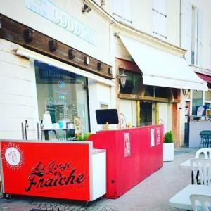 trouvez notre bière artisanale bio à Béziers au petit restau CQFD