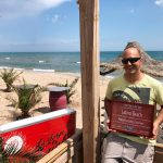 restaurant paillote latino beach sérignan grande maire