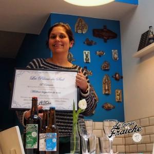 Le circuit gastronomique Méditerranée avecL'EPICERIE DE SETE