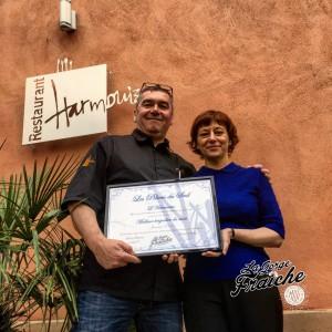 meilleurs restaurant à Béziers l'harmonie sérignan capellari