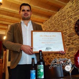 LES MEULIÈRES - LA LIVINIERE - John © La Gorge Fraîche, bière artisanale Sud de France et Occitanie