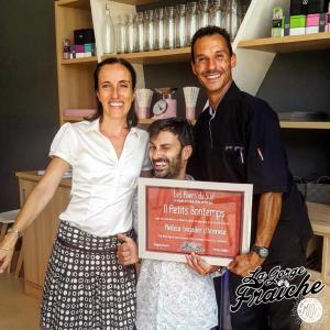 circuit gastronomique Béziers meilleur restaurant o petit bontemps olivier
