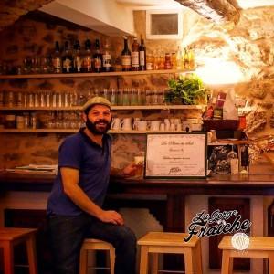 GRAINS D'ICI - POUZOLS MINERVOIS - Emilie et Athanaël © La Gorge Fraîche, bière artisanale Sud de France et Occitanie