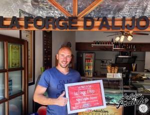 LA FORGE D'ALIJO - MINERVE - Clément Renaudot © La Gorge Fraîche, bière artisanale Sud de France et Occitanie