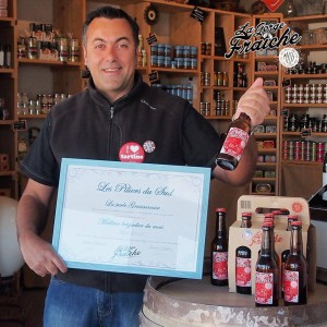LA PERLE GRUISSANAISE - GRUISSAN - Jérôme Carratié © La Gorge Fraîche, bière artisanale Sud de France et Occitanie