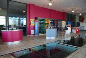 vous pouvez acheter notre bière artisanale à Florensac dans la cave et boutique Vinipolis